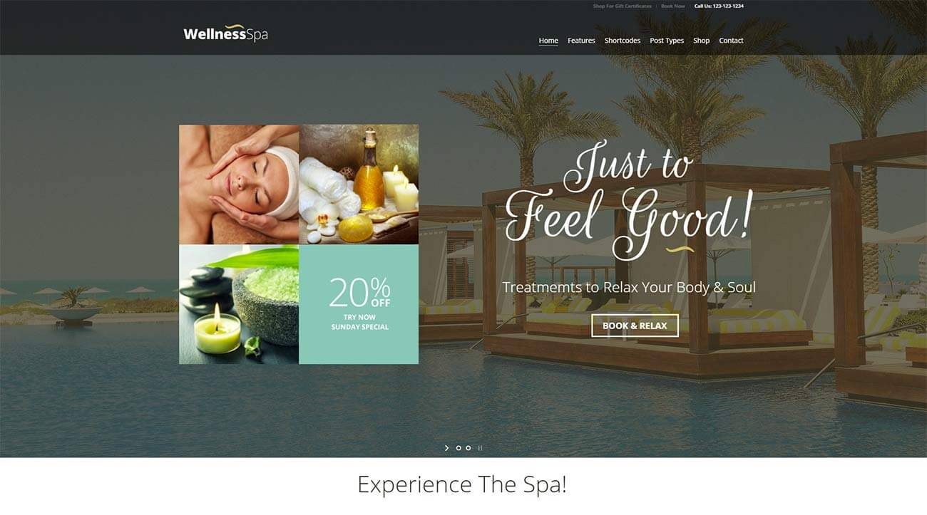 wellness-spa-wordpress