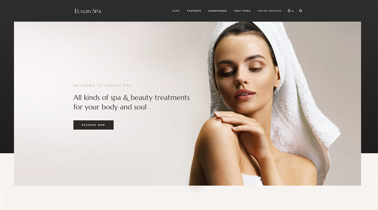 luxury-spa-simple-theme