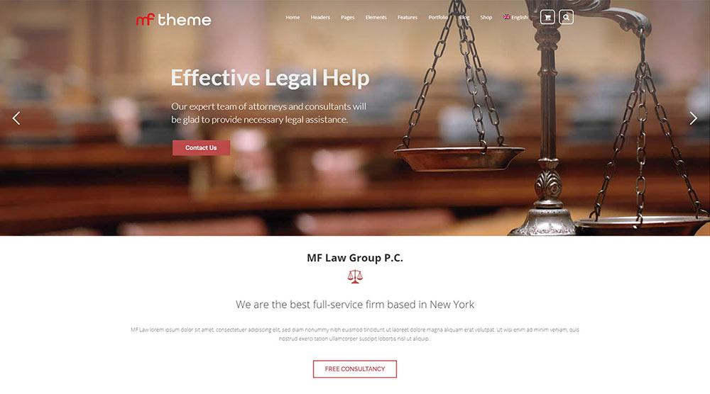 lawyer-template-wordpress