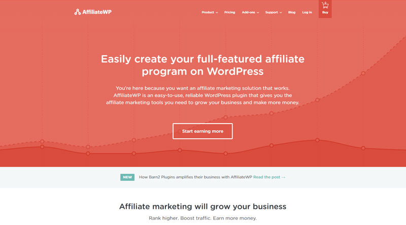 AffiliateWP discount
