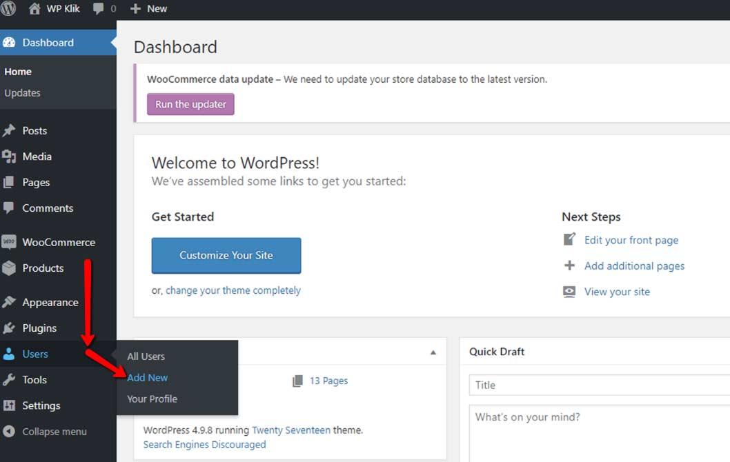add_new_user_wordpress