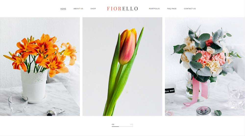 flower-business-website
