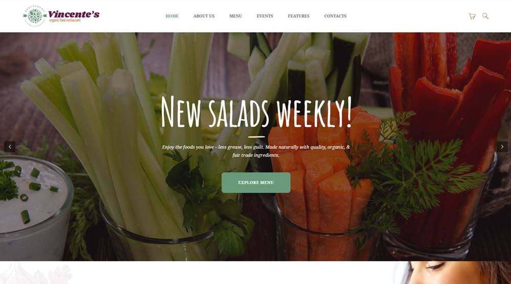 organic-food-and-restaurants-theme