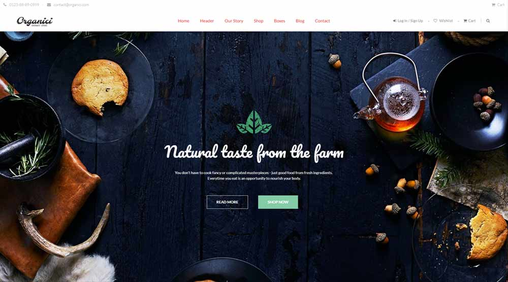 food-and-restaurants-wordpress