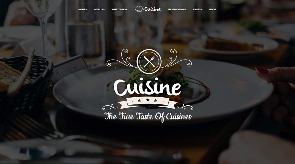cuisine-website