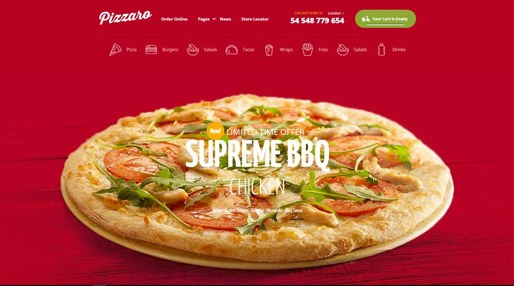 pizza-bar-wordpress-theme