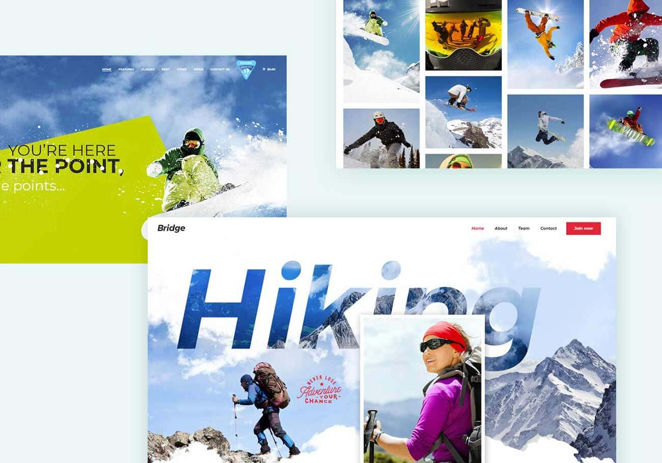top-wordpress-winter-themes