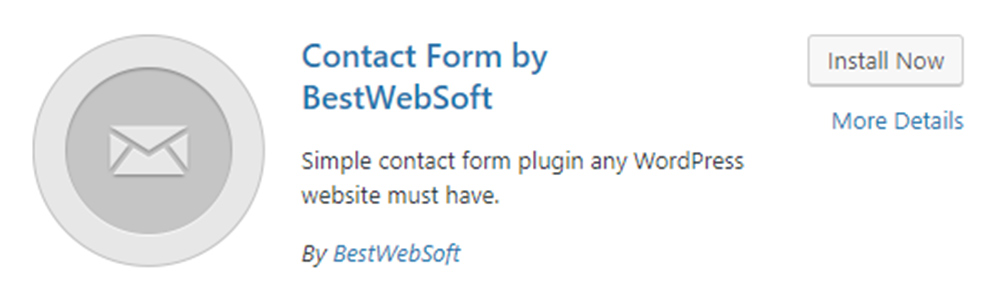 wordpress-contact-form-plugin