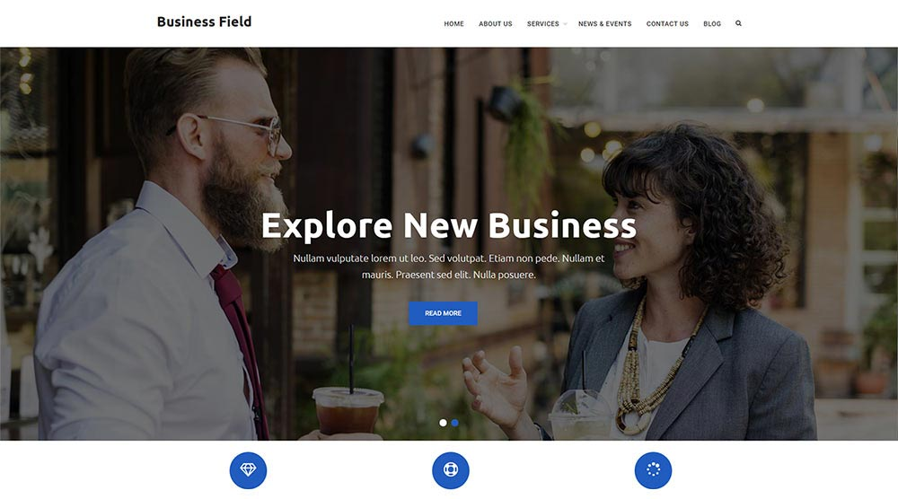 business-field-template