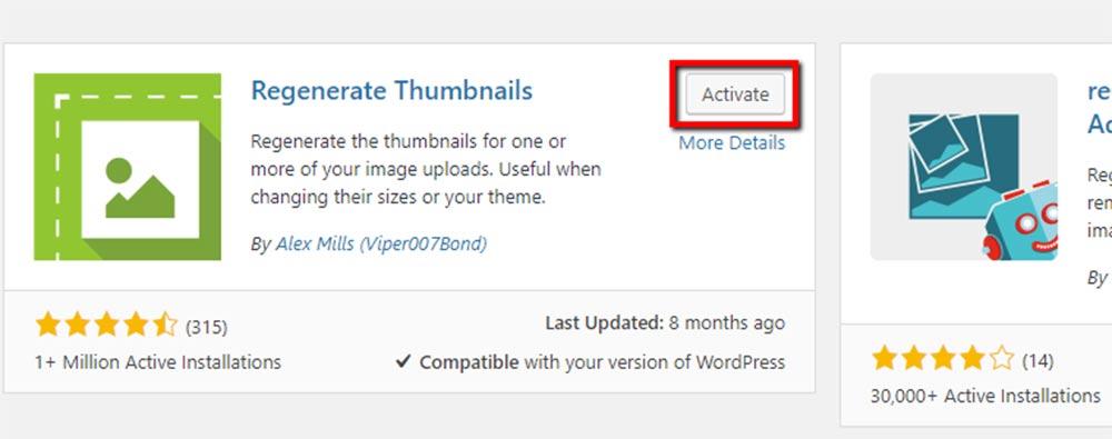regenerate-thumbnails-plugin