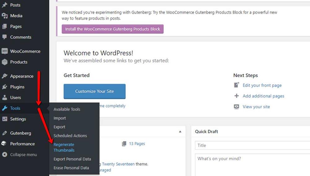 regenerate-thumbnails-wordpress