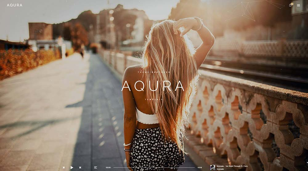 AQURA WordPress Themes