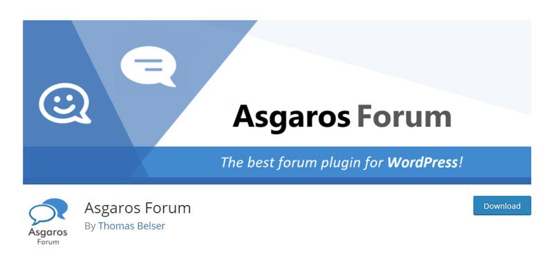 Asgaros Forum Plugin