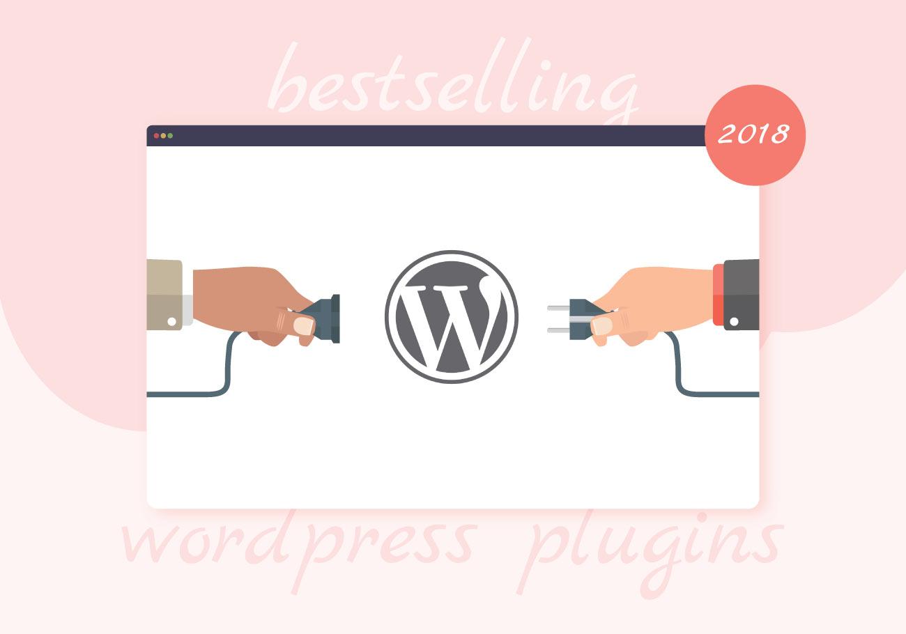 Best-Selling WordPress Plugins in 2018