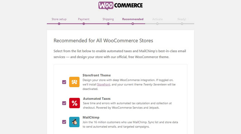 Recommended Plugins for WooCommerce