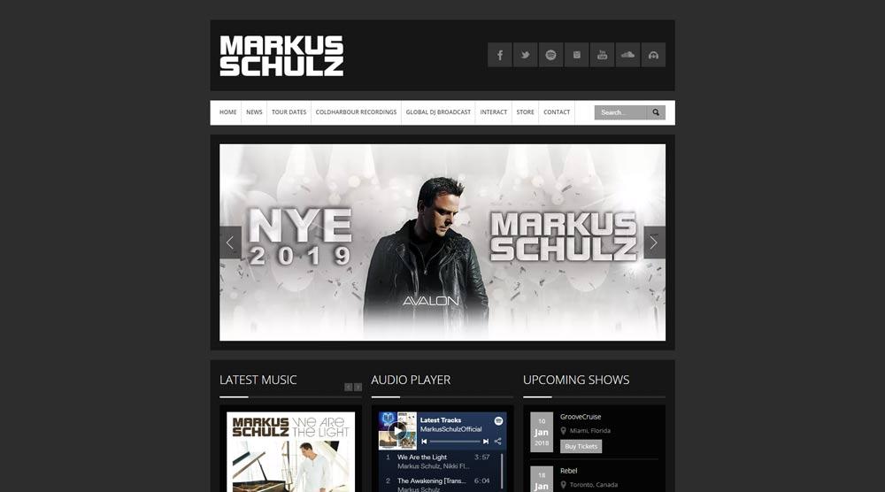 Social Markus Schulz