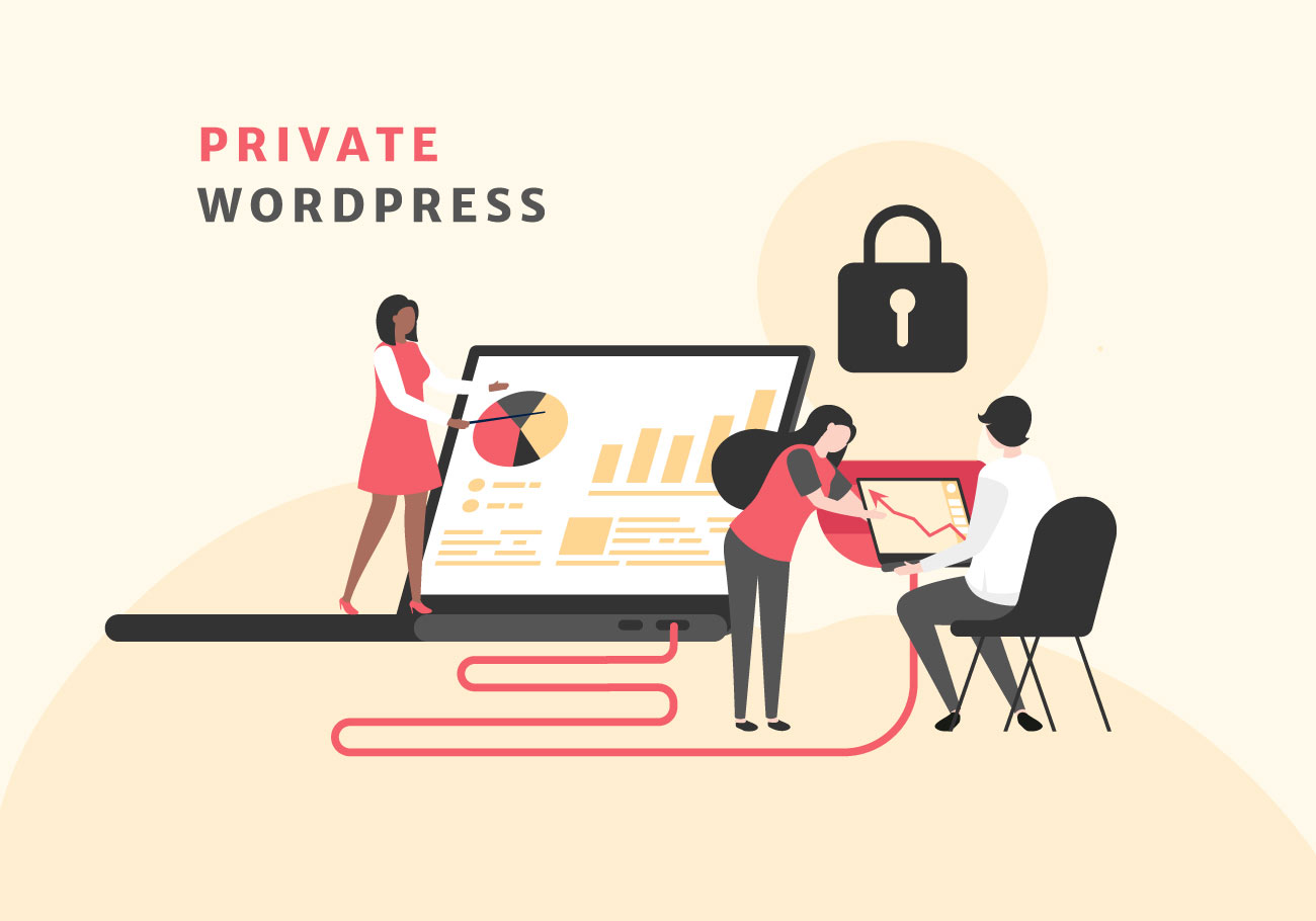 Creating Private WordPress Pages or Posts With My Private Site Plugin