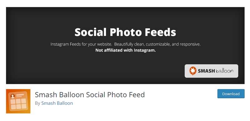 Instagram Feed Plugin