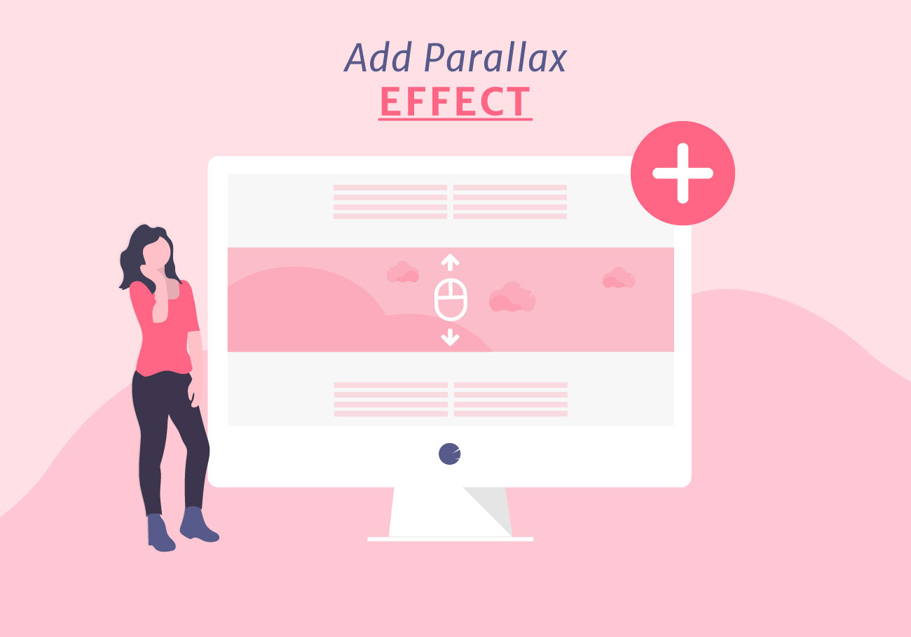 Learn How to Add a Parallax Effect