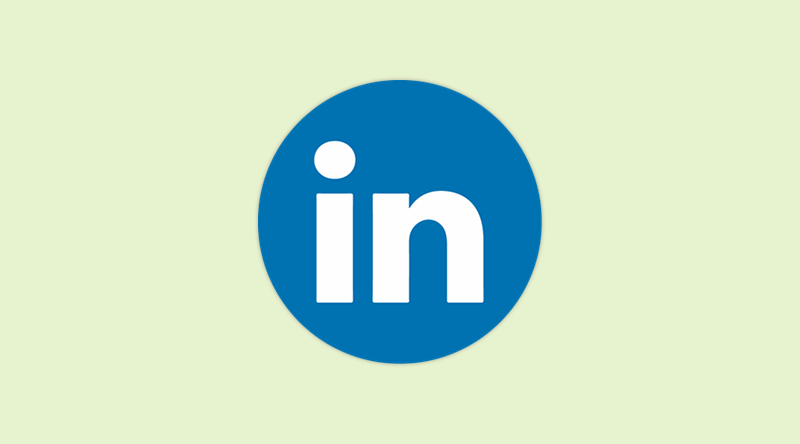 LinkedIn Recommended size