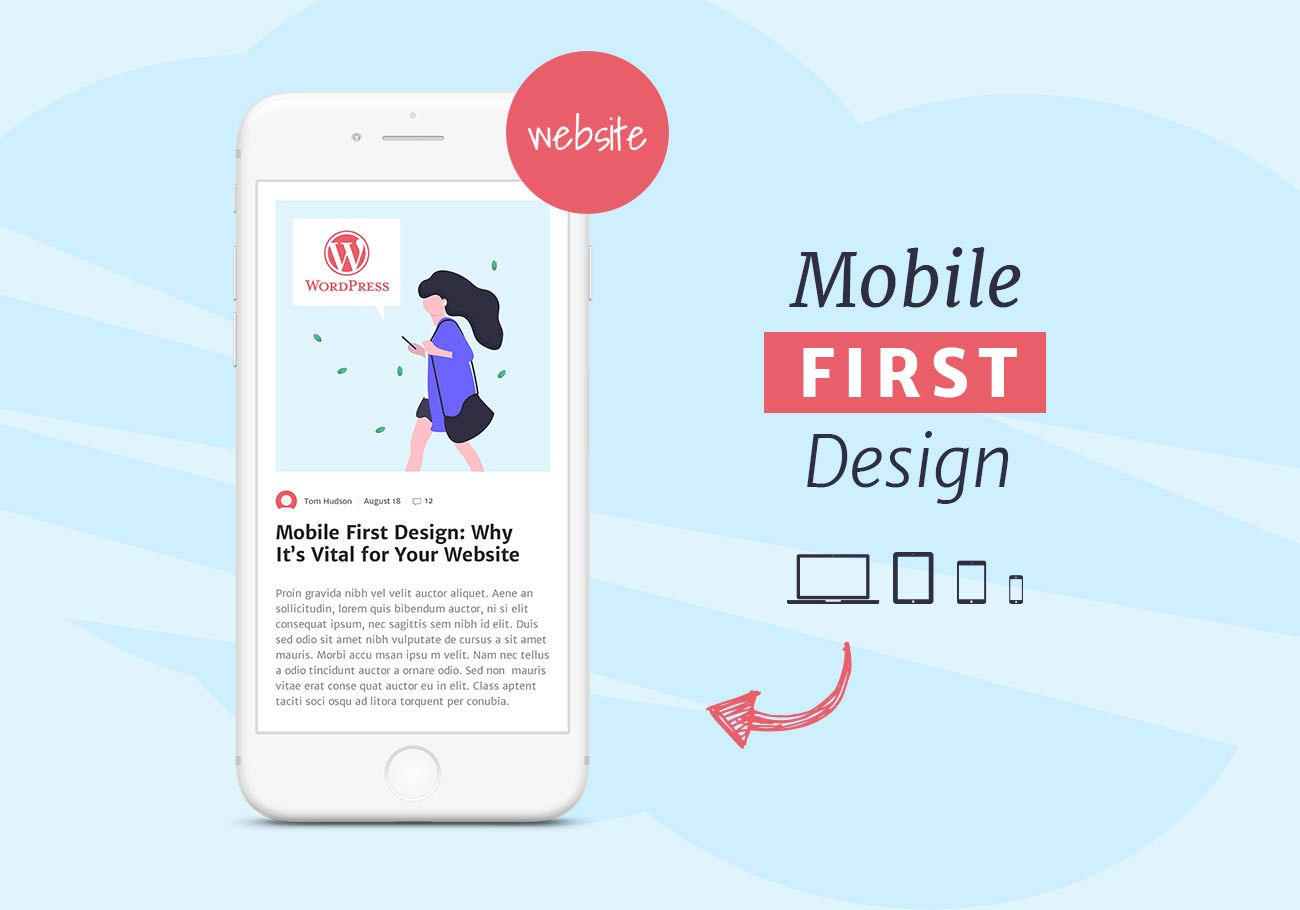 Mobile-First Design – What It Is and Why It Matters