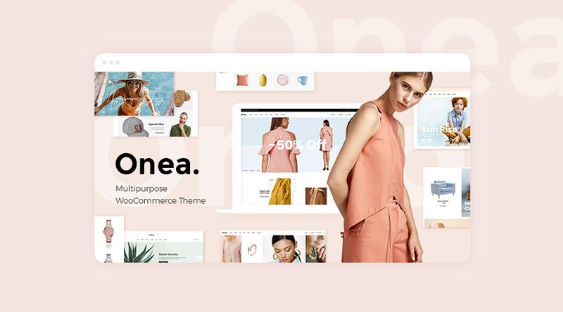 Onea wp theme
