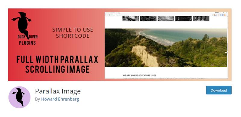 Parallax Scroll