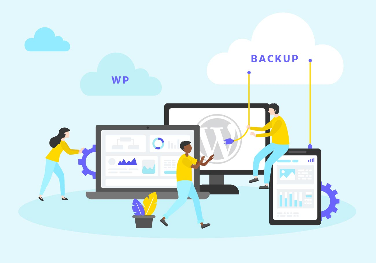 The Importance of Backing Up Your WordPress Website