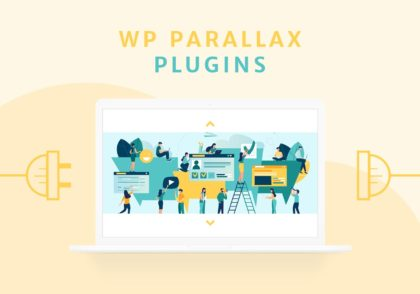 Top 5 WordPress Parallax Plugins