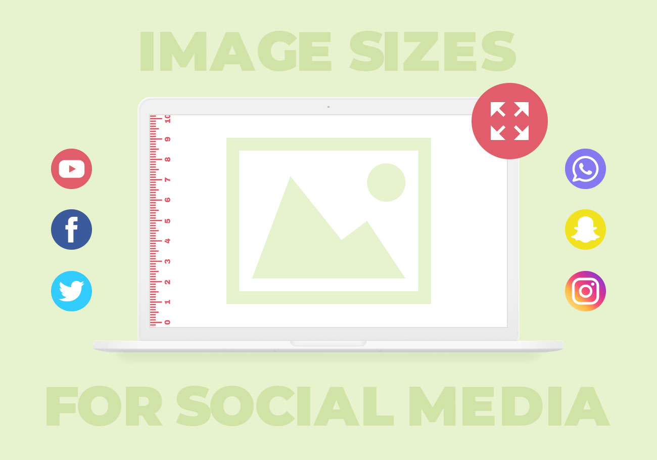 Recommended Image Sizes and Dimensions for Social Media