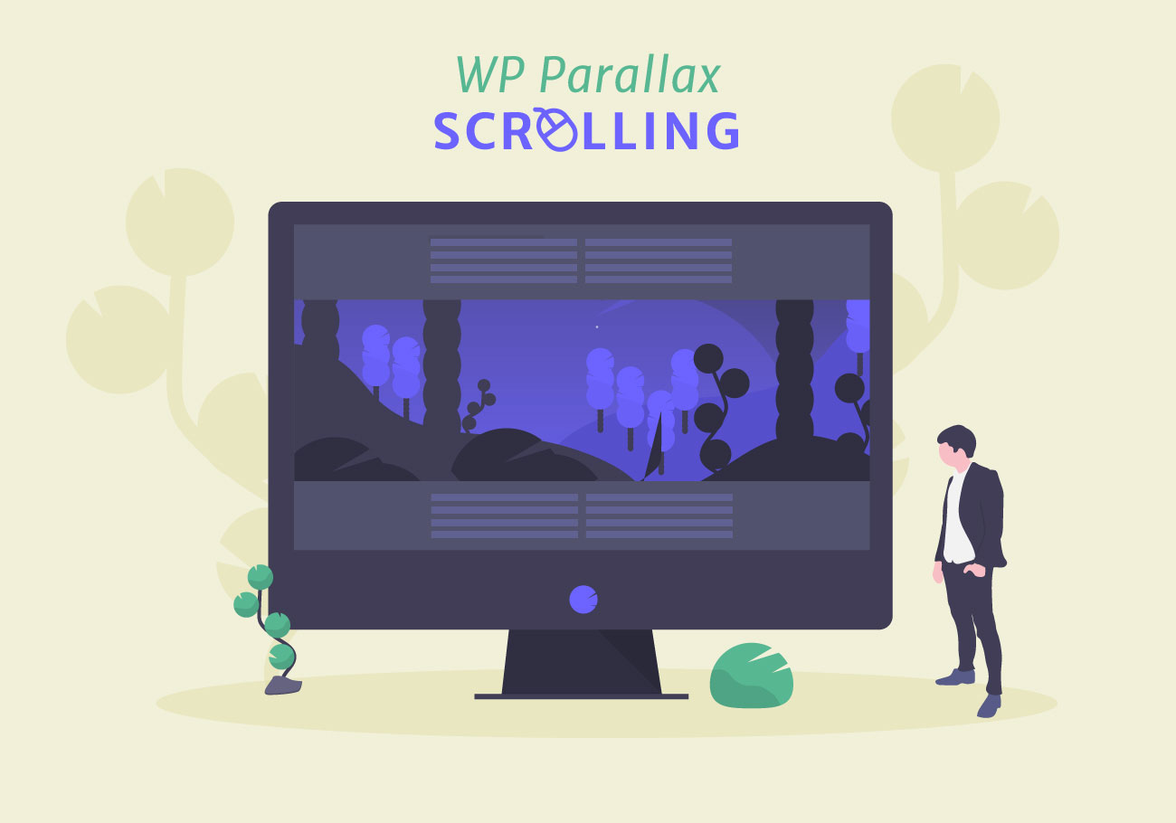 WordPress Parallax Scrolling Explained
