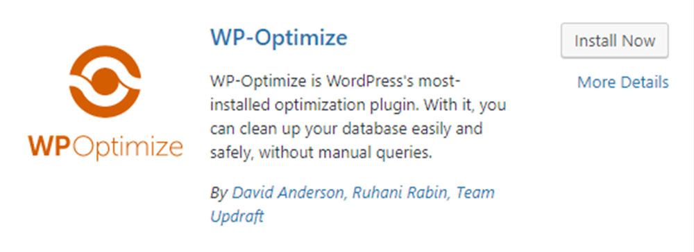 How to Optimize Your WordPress Database in Two Easy Ways - W