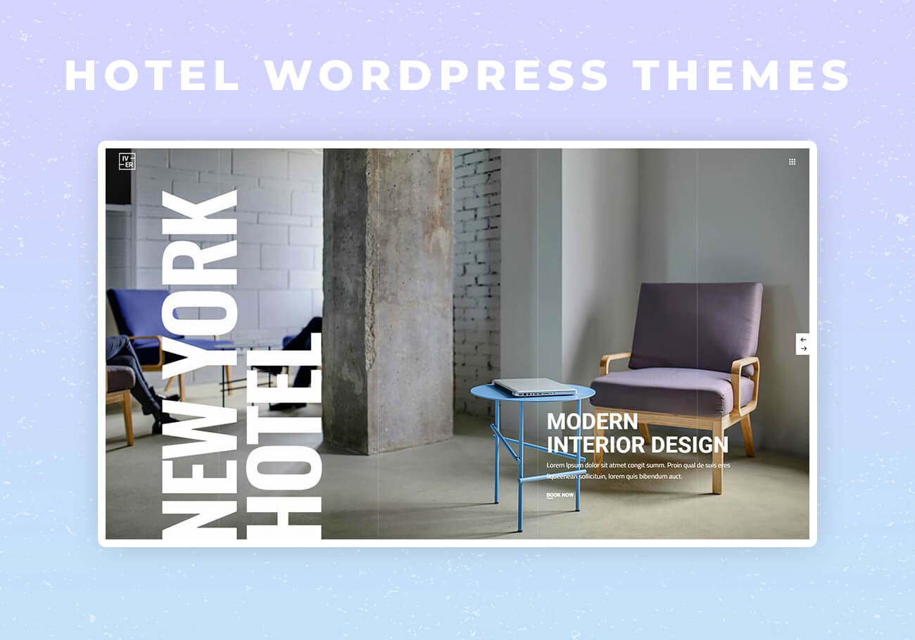 5 Best Hotel WordPress Themes