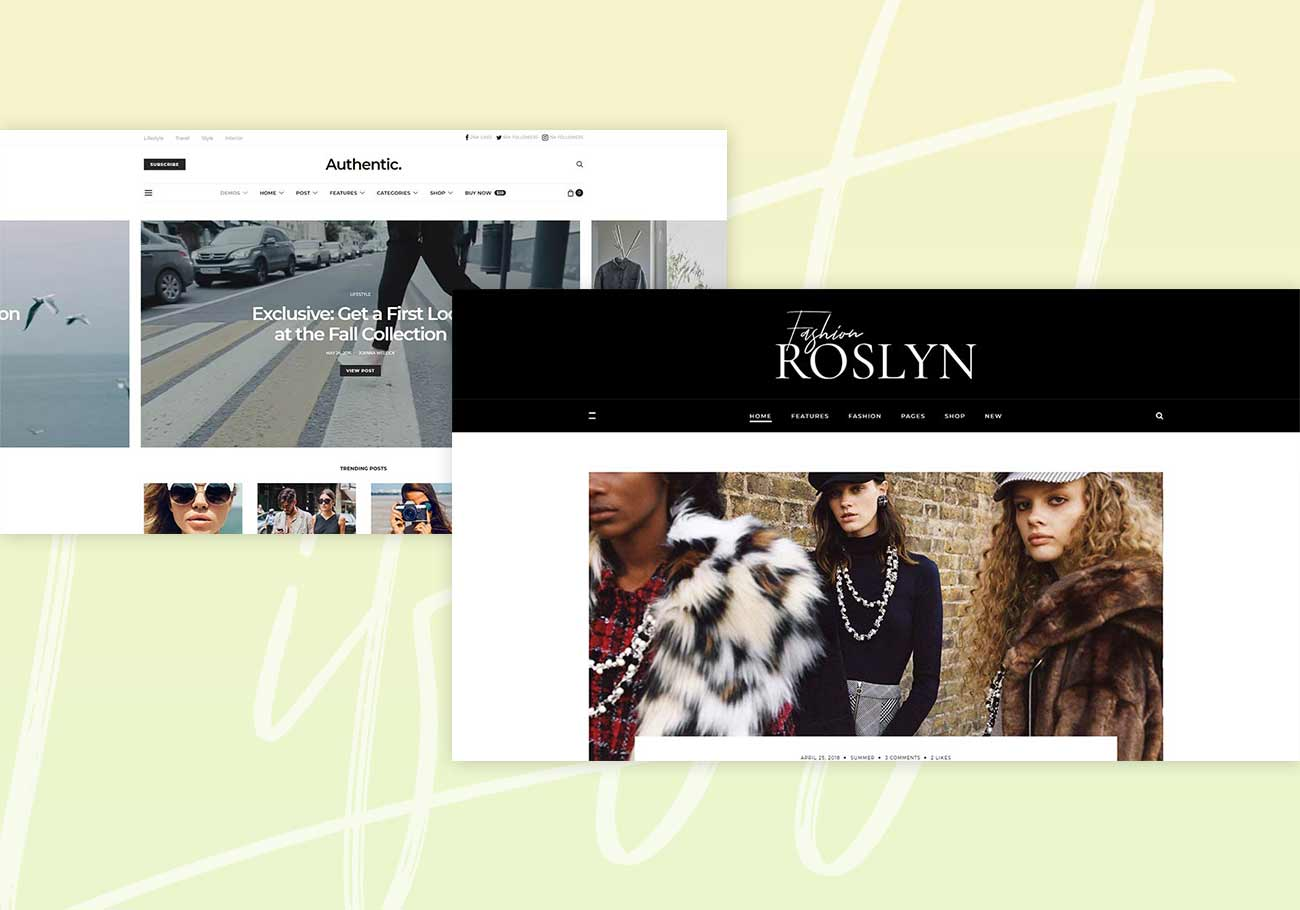 5 Best Lifestyle Blog WordPress Themes