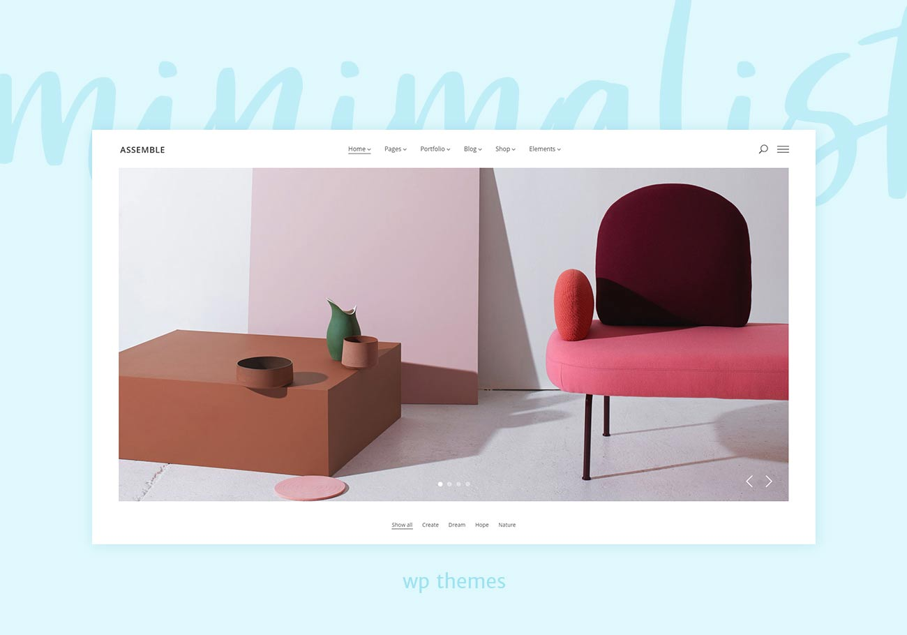 5 Best Minimalist WordPress Themes