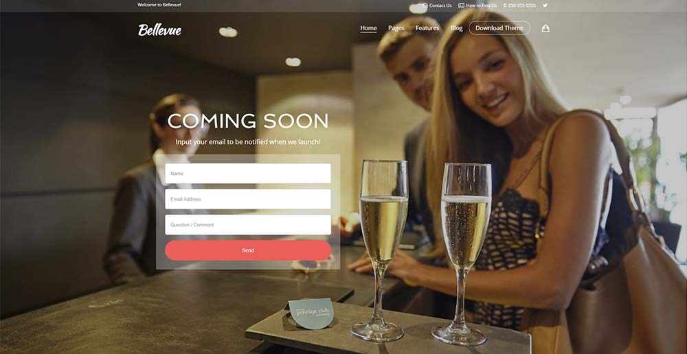 Bellevue Hotel Coming Soon