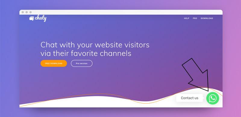 Chaty WordPress Plugin