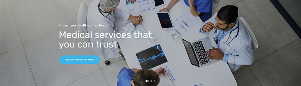 Doctor Medical WordPress Themes