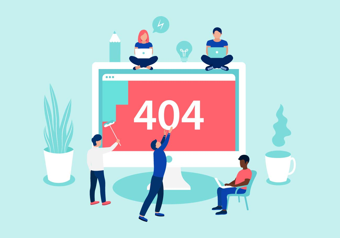 How to Make a Custom 404 Page in WordPress