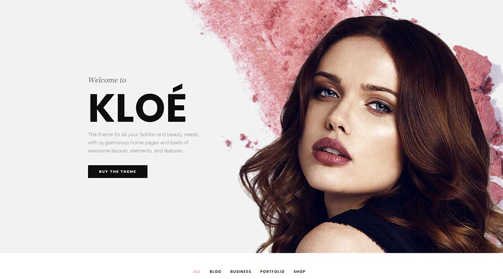 Kloe-WordPress-Theme