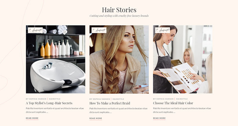 Lella Hair Stories