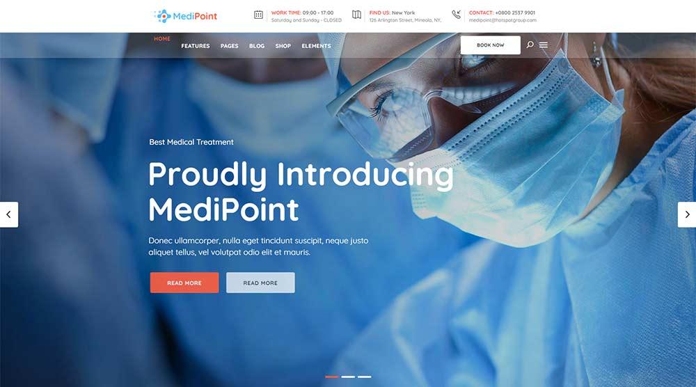 Medipoint-WordPress-Theme