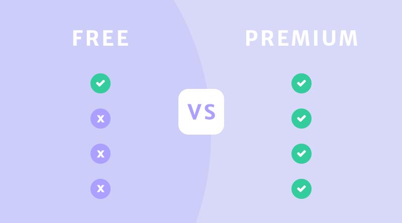 Should You Choose a Premium or a Free WordPress Theme
