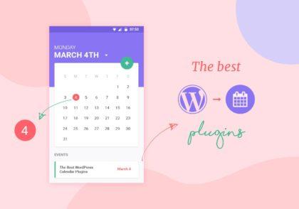 The Best WordPress Calendar Plugins