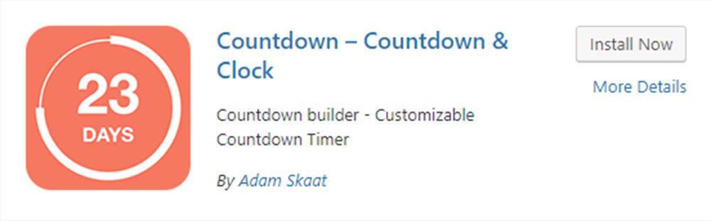 Countdown - Countdown & Clock