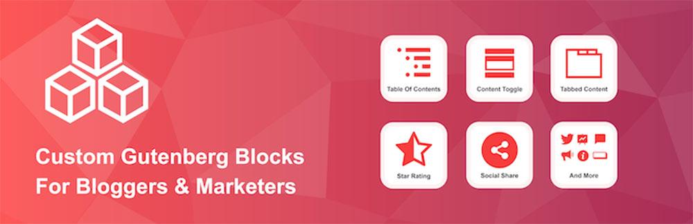 Gutenberg Blocks Plugin Ultimate Blocks