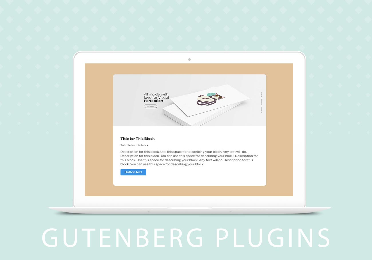 5 Practical Plugins for Gutenberg
