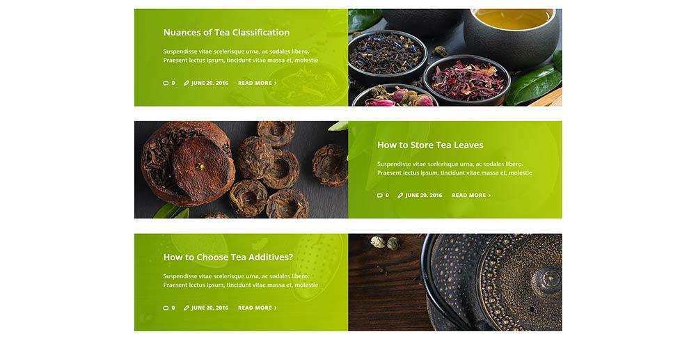 Tea House WordPress Blog