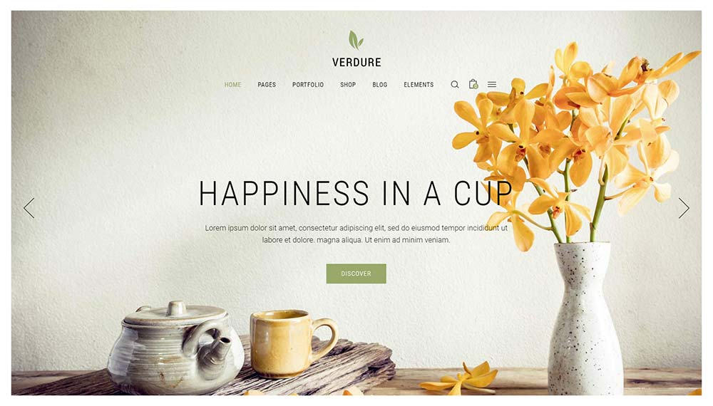 Verdure Theme