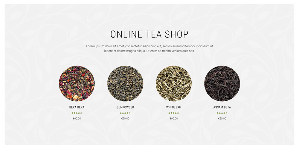 Verdure Tea Shop